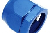 "Spectre Performance® - 15/16"" Magna-Clamp Hose End Clamp - Blue"