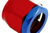 "Spectre Performance® - 1"" Magna-Clamp Hose End Clamp - Red and Blue"