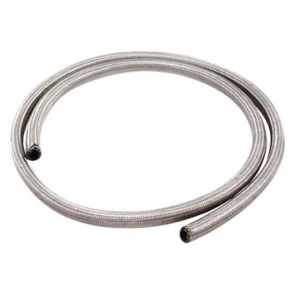 Spectre Performance® - 0.5 I.D. 4' Long SSteel-Flex Oil Line/Heater Hose