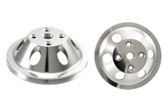 Spectre Performance® - Machined Single Belt Groove Water Pump Pulley