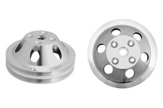 Spectre Performance® - Machined Double Belt Groove Water Pump Pulley
