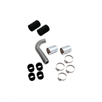 Spectre Performance® - 12 Magna-Kool Stainless Steel Radiator Hose Kit with Polished End Covers