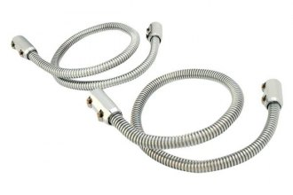 "Spectre Performance® - Magna-Kool 44"" Heater Hose Kit with Chrome End Covers"