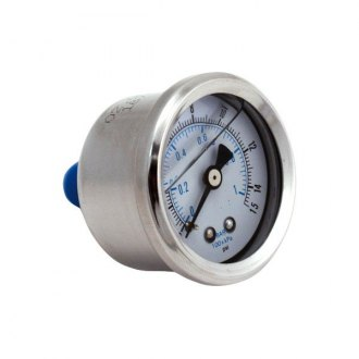 Spectre Performance® - Liquid Filled Fuel Pressure Gauge
