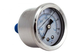 Spectre Performance® - Oil Filled Fuel Pressure Gauge