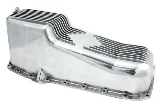 Spectre Performance® - Polished Aluminum Oil Pan