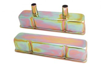Spectre Performance® - Gold Iridite Valve Cover Set