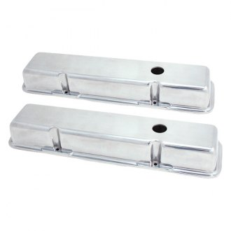 Spectre Performance® - Polished Smooth Valve Cover Set
