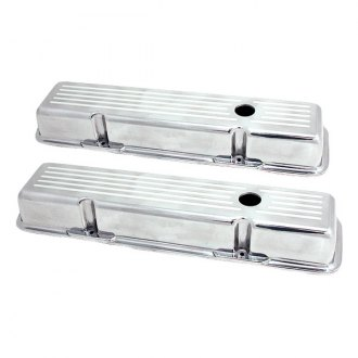 Spectre Performance® - Polished Ball Milled Valve Cover Set