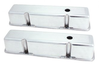 Spectre Performance® - Polished Ball Milled Tall Valve Cover Set