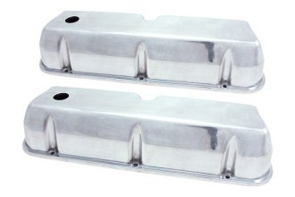 Spectre Performance® - Polished Smooth Tall Valve Cover Set