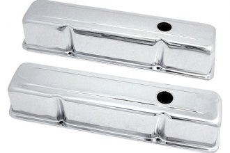 Spectre Performance® - Chrome Tall Valve Cover Set