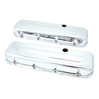 Spectre Performance® - Chrome 2-Hole Valve Cover Set