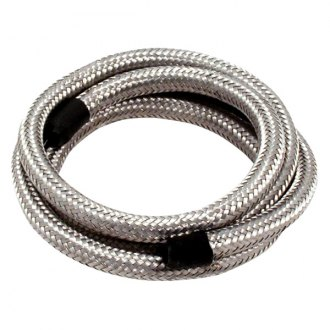"Spectre Performance® - 5/32"" ID 10' Long Steelflex™ Stainless Steel Vacuum Line"