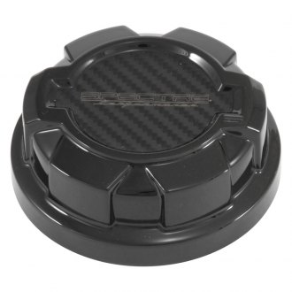 Spectre Performance® - Modern Design Black Overflow Cap Cover