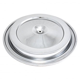 "Spectre Performance® - Single Stud Steel Chrome Air Cleaner Top (15.5"" OD)"
