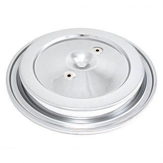 "Spectre Performance® - Dual Stud Steel Chrome Air Cleaner Top (15.5"" OD)"