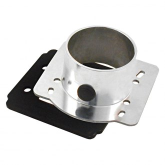 "Spectre Performance® - Aluminum Polished Mass Air Flow Sensor Adapter (3"" OD)"