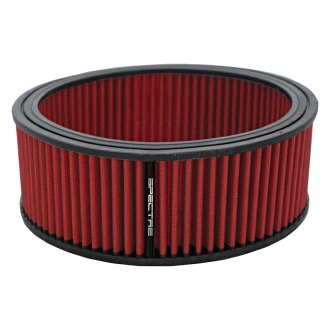 Spectre Performance® - HPR™ Round Red Air Filter
