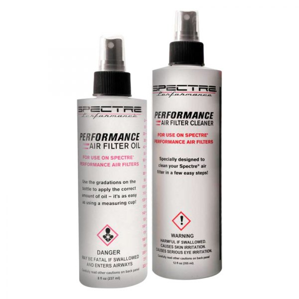 Spectre Performance® - Accucharge Precision Air Filter Cleaning Kit