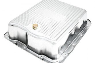 Spectre Performance® - Chrome Transmission Oil Pan - Deep