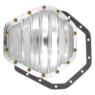 Spectre Performance® - Polished Finned Aluminum Differential Cover