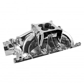 Speedmaster® - Funnel Web Style Carbureted Intake Manifold