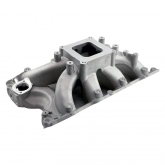 Speedmaster® - Shootout Series Natural Carbureted Intake Manifold