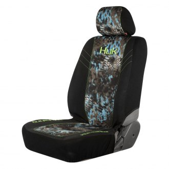 SPG® - Huk™ Jig Neptune / Green Camo Seat Cover