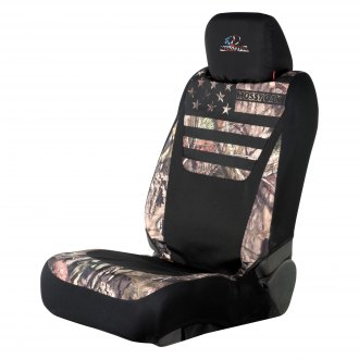 SPG® - Mossy Oak™ Patriotic 1st Row Seat Cover