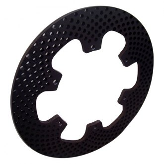 Spidertrax® - Cross Drilled Steel Brake Rotor