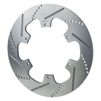 "Spidertrax® - 14"" Pro Series Brake Rotor"