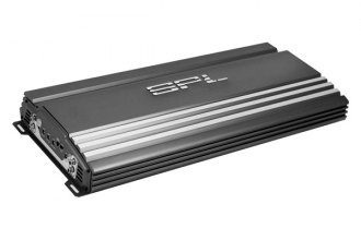 SPL® - FX Series Class AB 2-Channels 2600W Amplifier