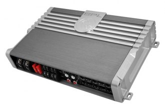 SPL® - G Series Class D 4 Channels 2500W Amplifier