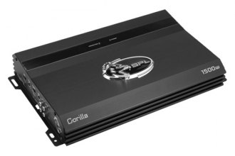 SPL® - Gorilla Series Class AB 2-Channels 1500W Amplifier