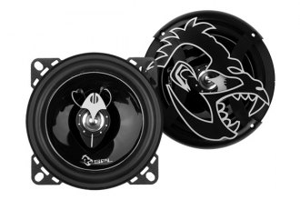SPL® - 4'' 2-Way Gorilla Series 140W Speakers