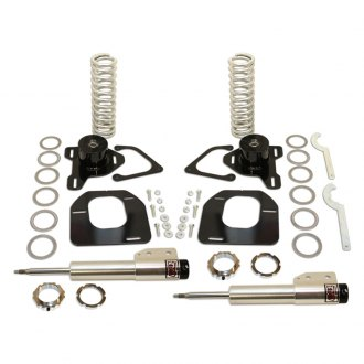 Spohn Performance® - Pro-Drag Adjustable Front Coilover System