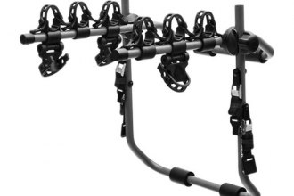 SportRack® SR3152 - Anti-Sway Trunk Mount Bike Rack (3-Bike)