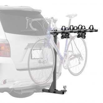 "SportRack® - Towable Hitch Mount Bike Rack (4 Bike Fits 2"" Receivers)"