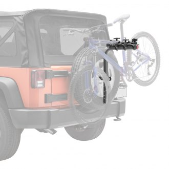 SportRack® - Pathway Deluxe Spare Tire Mount Bike Rack for 3 Bikes