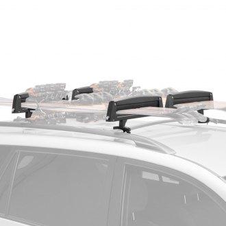 Photo SportRack - Deluxe Ski and Snowboard Rack for Nissan Murano