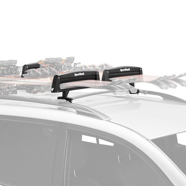 SportRack® - 8 Pairs of Skis or 4 Snowboards Deluxe Ski and Snowboard Rack