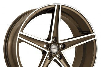 SPORZA® - TOPAZ Bronze with Machined Face