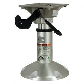 "Springfield Marine® - 12-5/8 "" to 15-5/8"" Power Adjustable Locking Pedestal"