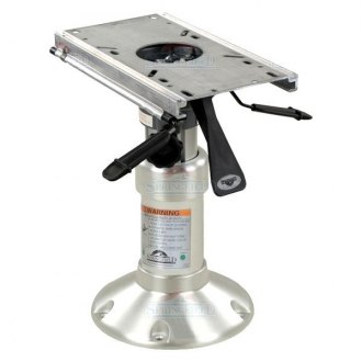 "Springfield Marine® - 2-7/8""D 14-1/2"" to 20"" Heavy-Duty Mainstay Adjustable Pedestal"