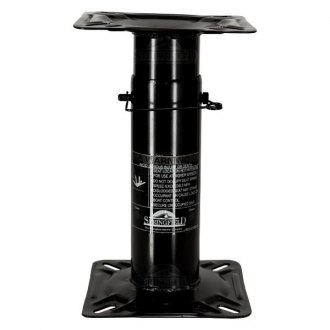 "Springfield Marine® - 12"" to 18"" Adjustable Economy Pedestal"