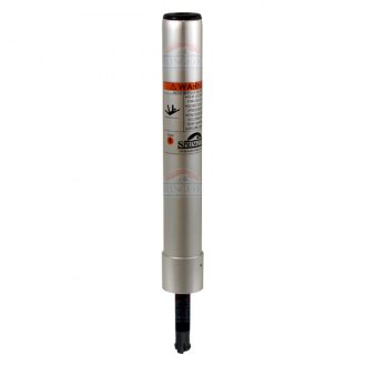 "Springfield Marine® - KingPin™ 11"" Anodized Finish Standard Fixed Height Post"