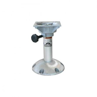 "Springfield Marine® - 2-3/8"" x 12"" Explorer Fixed Locking Pedestal"