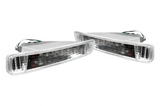 Spyder® - Chrome Bumper Lights