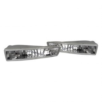 Spyder® - Clear Bumper Lights